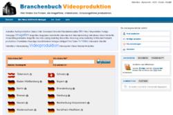 Branchenbuch Filmproduktion Imagefilm