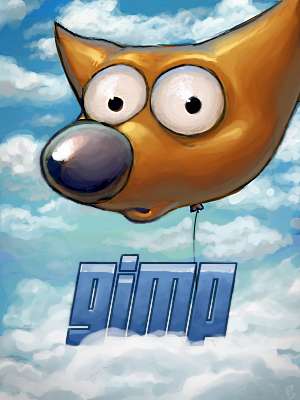 GIMP kostenloses Grafikprogramm