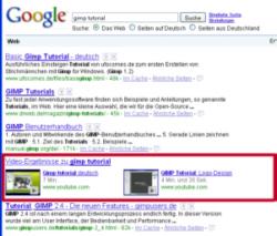 Youtube-SEO-Google-Suchergebnisse
