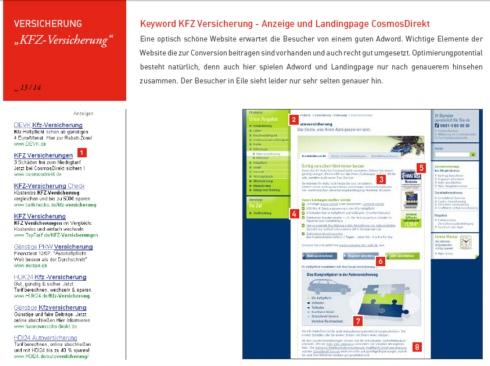 Gratis Ebook: Landing-Page