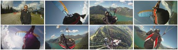 GoPro HD HERO Filmszenen im Überblick